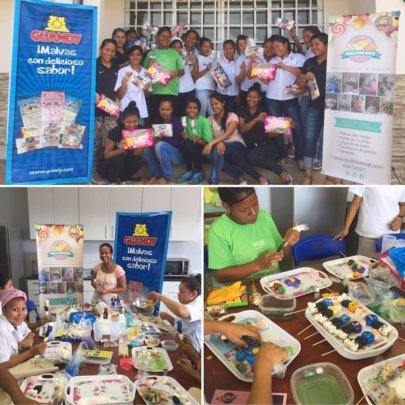 Women Entrepreneurs giving workshops on crafts