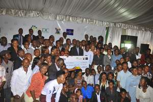 Governor Fashola flags off Ignite Ideas contest