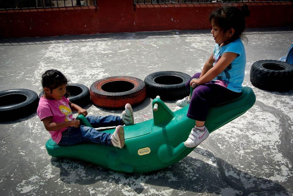 Casa de los Angeles Playground