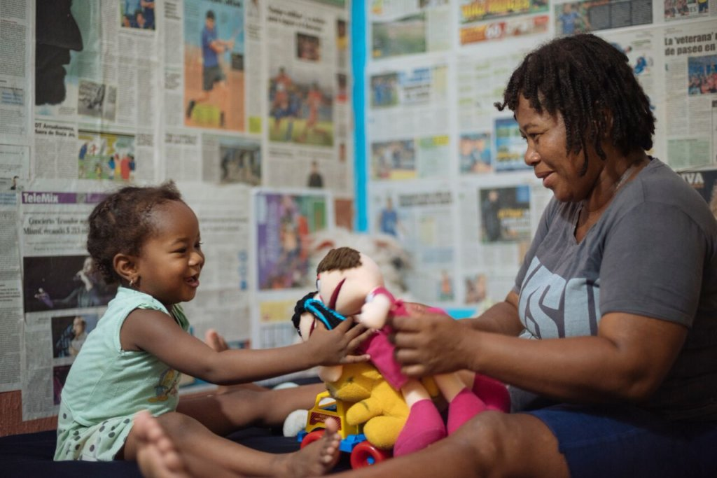 Helping Families Break Cycles of Violence