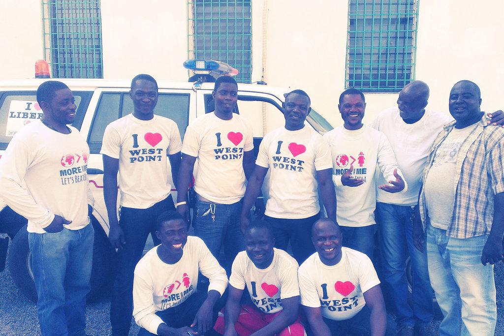 Our amazing ambulance team