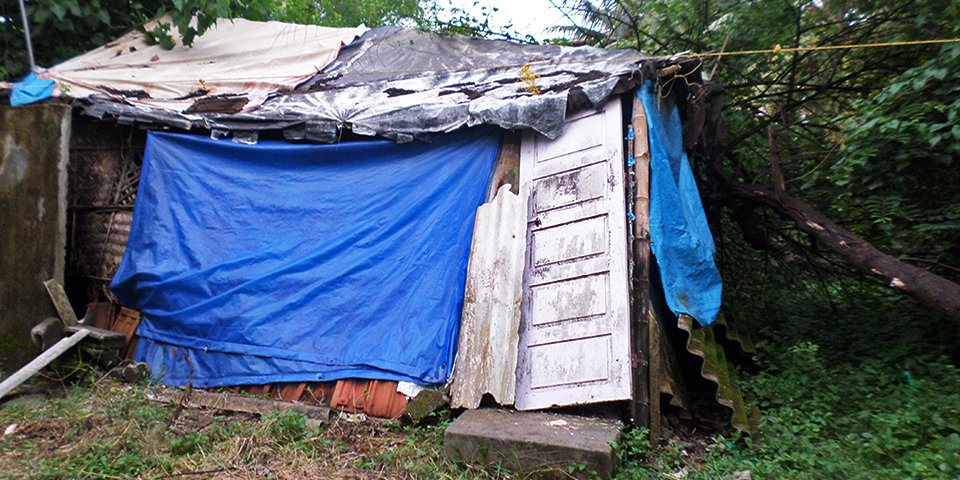 Help Build Homes and Eco-Toilets in Santhom Slum