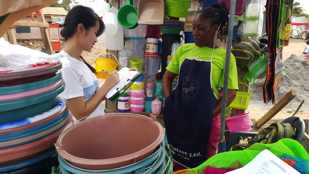 Livelihood Project: Empower Women in Ghana