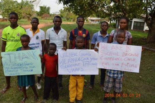 Fighting The Outbreak of Ebola in Liberia