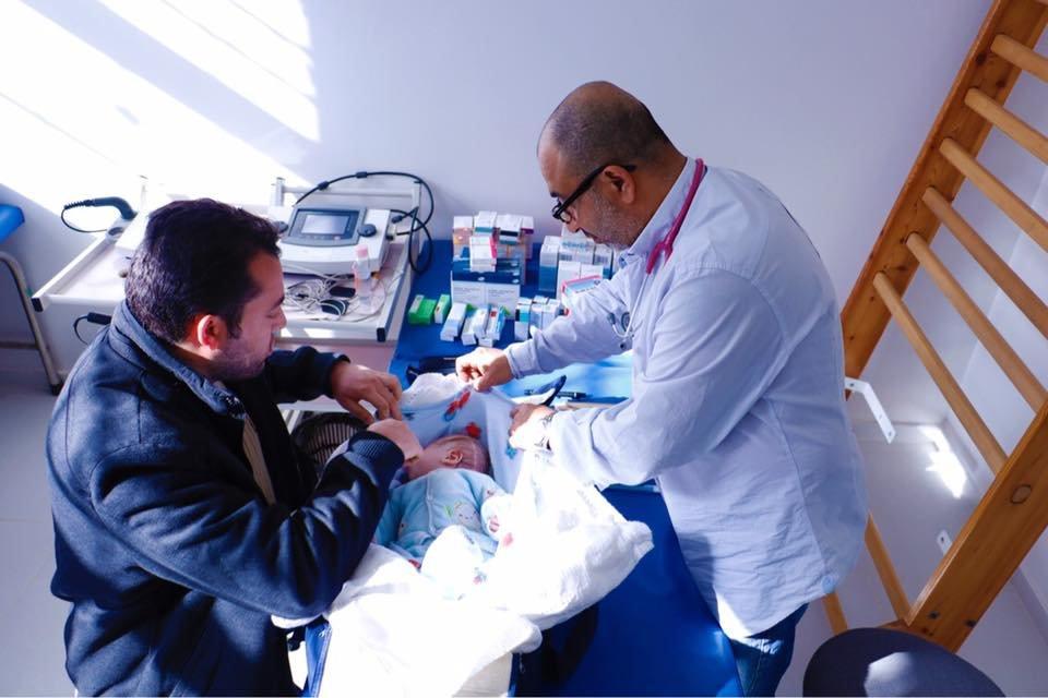 Humanitarian Aid for Al-Shifa Hospital in Gaza