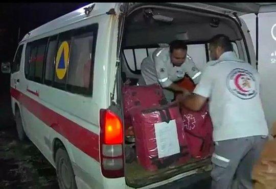 Aid To Gaza