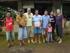 Michael and Leslie from Paradise Plant visit Kunir