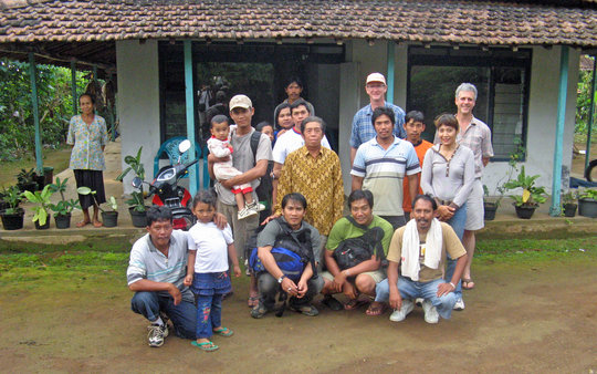 Indonesian Ecological Restoration & Education