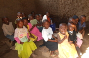 Rural Ugandan Nursery School for Children under 6