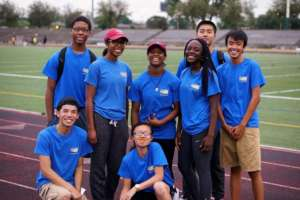 YES Teen Track & Field Coaches