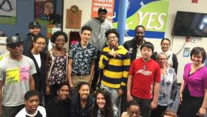 YES Youth Philanthropy Group, 4/16