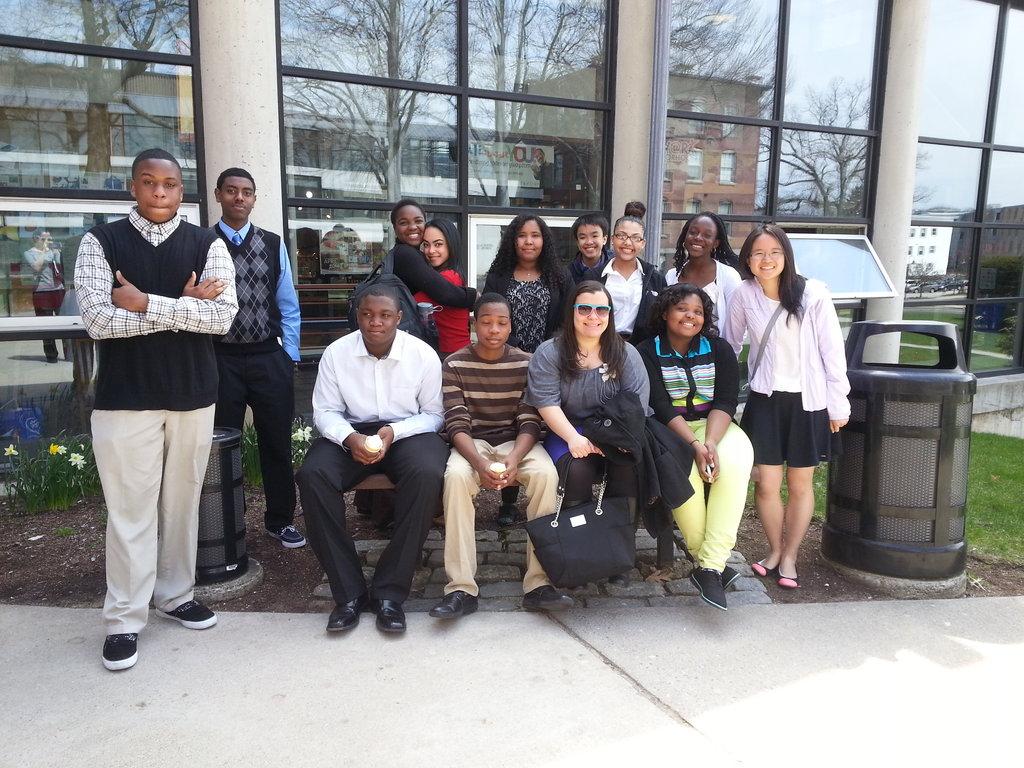Invest in Boston Teens! Jobs + Leadership Training