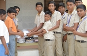 Help the Visually Challenged Celebrate Diwali