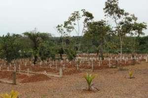 Liberia Disco Hill Cemetery