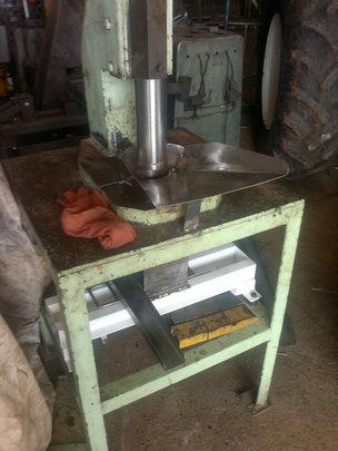 Marula/Moringa Oil Press