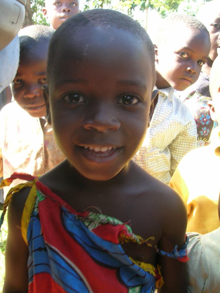 Keep 50 malnourished children alive in Uganda
