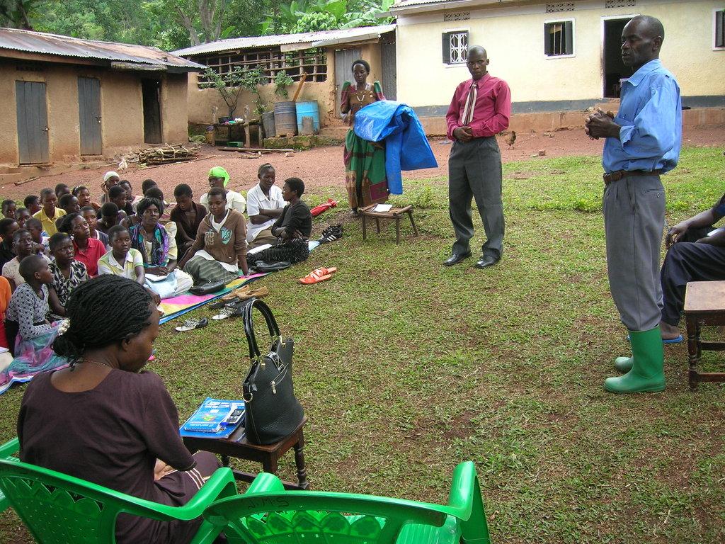 Empower 40 youth in Uganda with saving skills