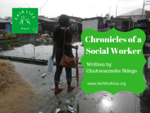 Story Series - Chronicles of a Social Worker