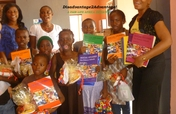 Educate and Train 100 Disadvantaged Children