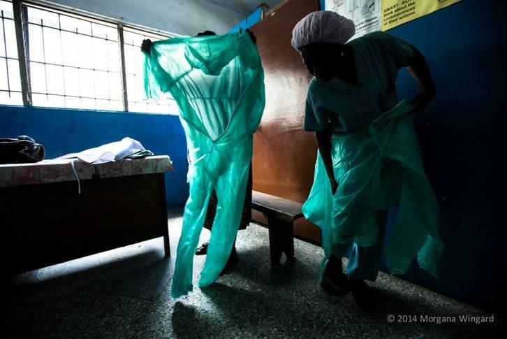 #ISurvivedEbola Campaign