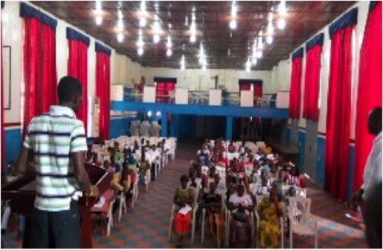 Survivor Association Training, Liberia