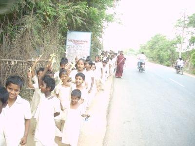 children celebration