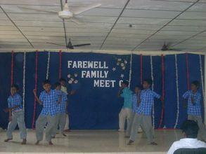 Family Farewell