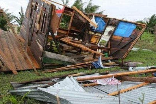 Disaster Relief for Survivors of Hurricane Felix