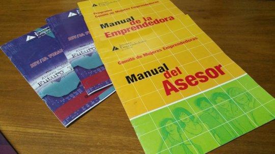 Women entrepreneur Manuals for the next cohort