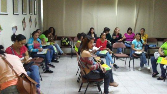 Attending classes at initial sessions