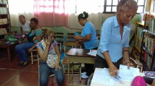 Program class at Merida's location