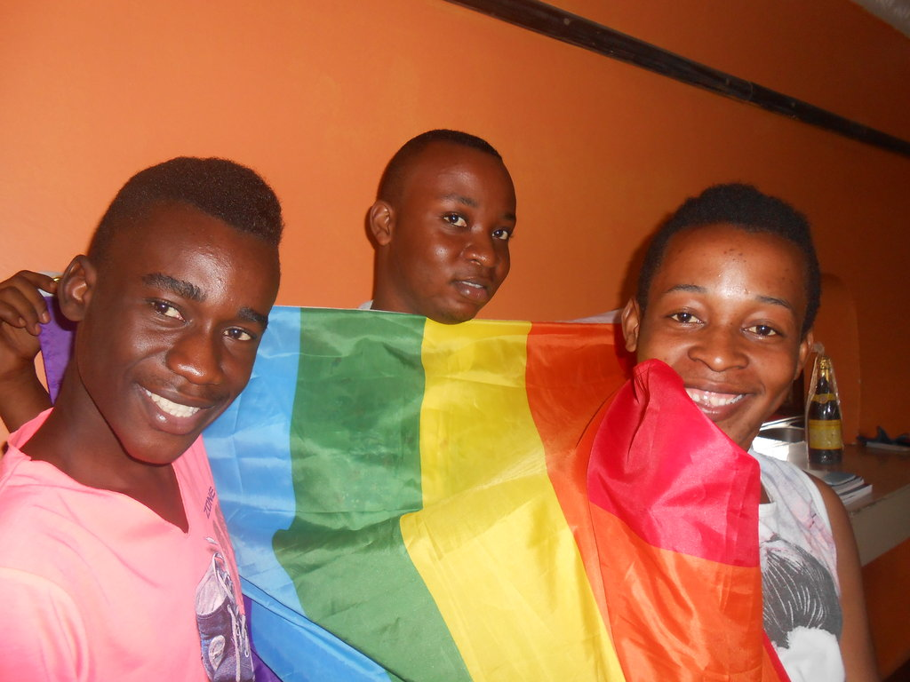 Donate to support  Usalama House- LGBTQ safe space