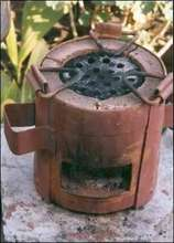 The fuel efficent stove
