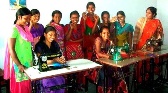 Our sewing Centre