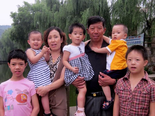 Help sponsor a foster family in China