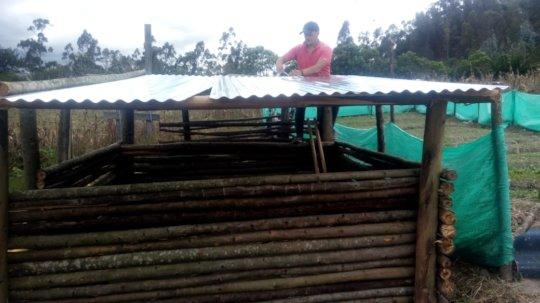 Plan Chancho house in Ecuador