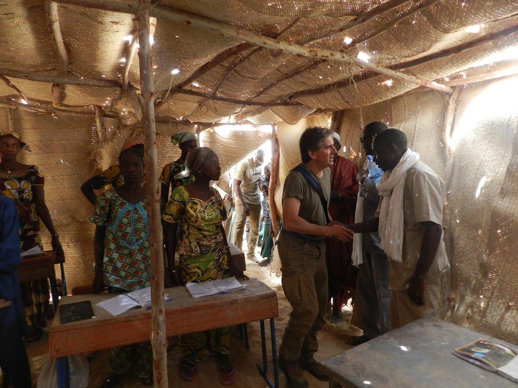 Build Samdiar School for 120 Children in Timbuktu