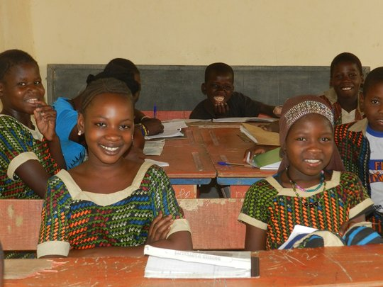 Tourari students