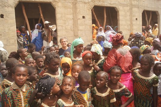 Schooling for  120 Students of Tourari in Timbuktu