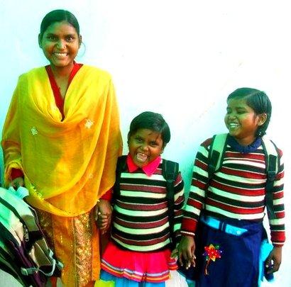 Pramilla and her Sisters