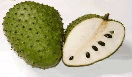 Soursop or Guanabana, some call it Graviola
