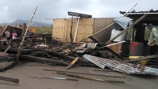 Rebuild a Community Destroyed by Hurricane Odile