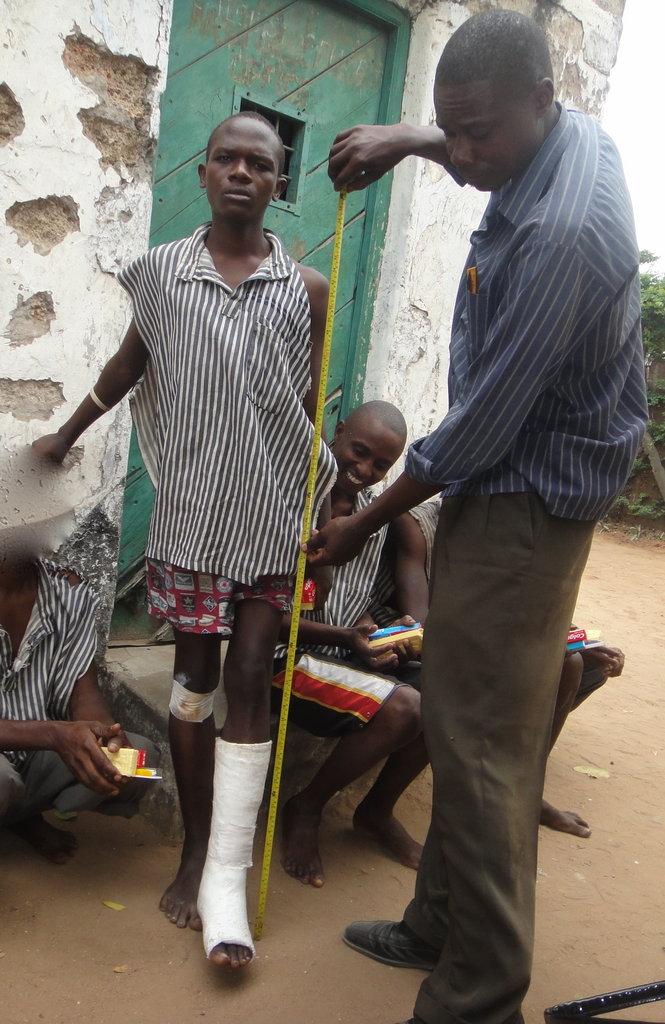 Support 250 children imprisoned in Mombasa, Kenya