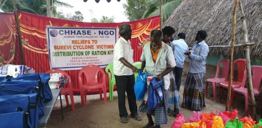 Relief to victims