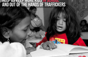 Keep children safe from traffickers in India