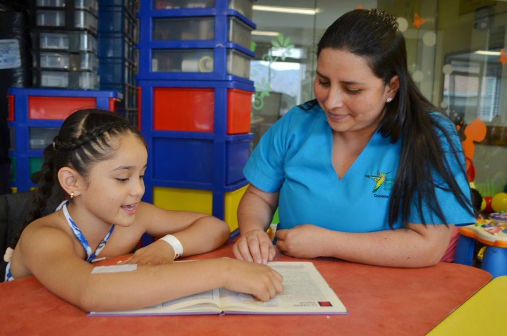 Hospital Classroom for 10.000 children in Medellin