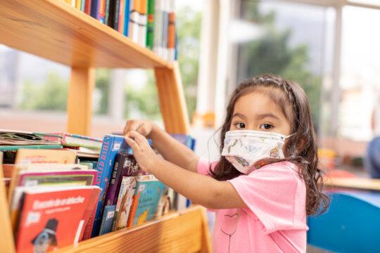 Hospital Classroom for 5,000 Children Illnesses