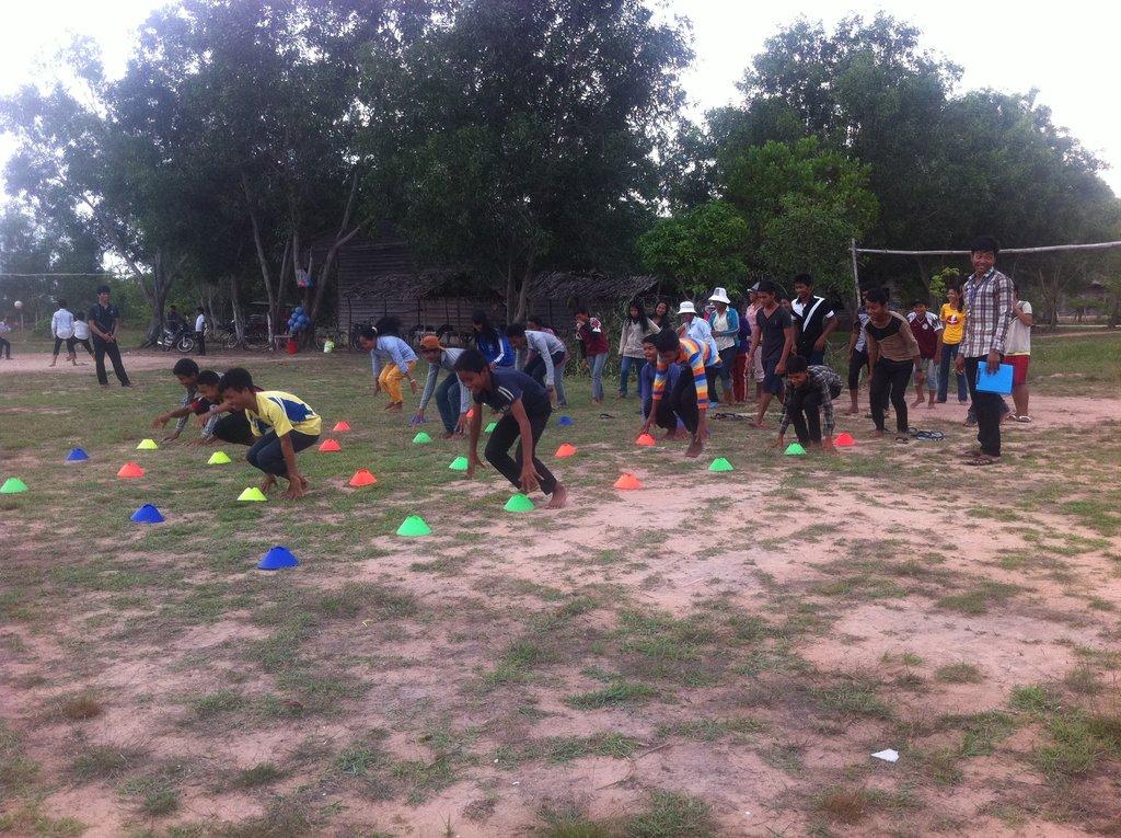 Village Soccer Dream Teams