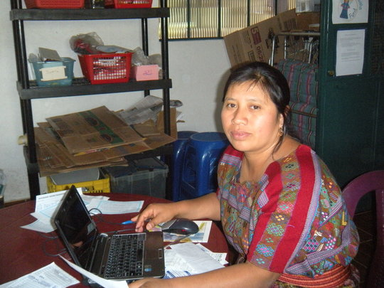 Juana, Intern Program Coordinator