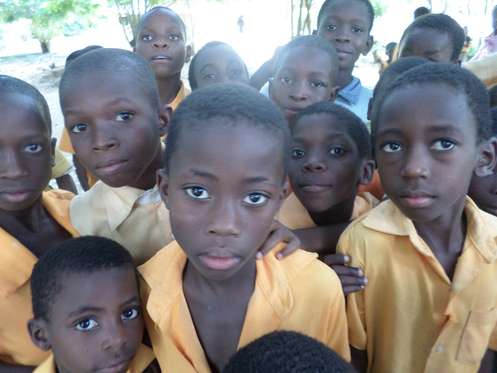 Children provide feedback to IOM
